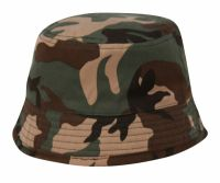 KIDS ARMY BUCKET HAT BB2205