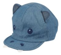 KIDS COTTON BEAR CAP BB2785