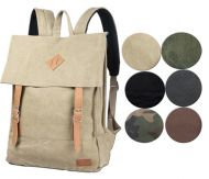 CANVAS BACKPACK BG2253 CAMEO
