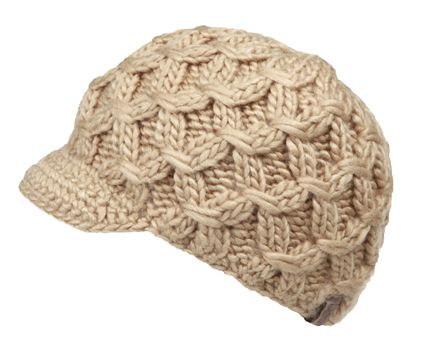 FASHION KNIT BEANIE WITH VISOR BN1981