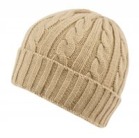 LADIES KNIT BEANIE HAT BN2144