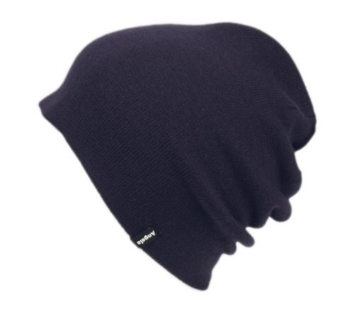 REVERSIBLE MULTI-FUNCTION KNIT SLOUCHY BEANIE BN4081