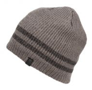 MEN'S CABLE KNIT BEANIE WITH FLEECE LINING BN5021