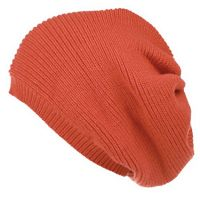 SOFT YARN SLOUCHY STYLE BERET BR1991