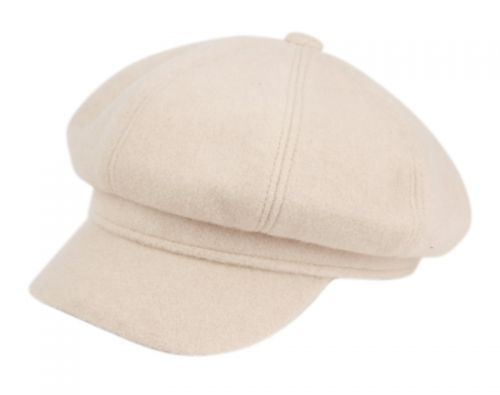 LADIES WOOL BLEND CABBY HAT CB4092