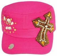 COTTON CADET HATS CD1530