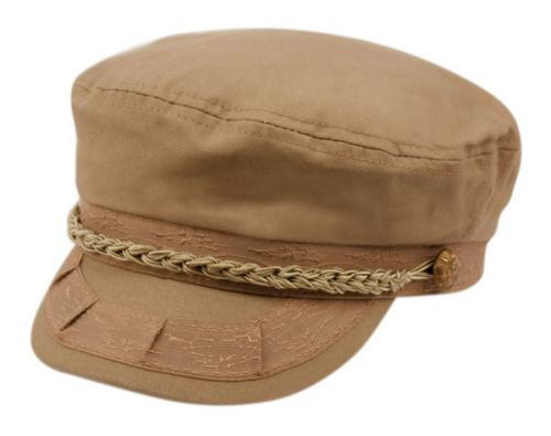 COTTON GREEK FISHERMAN HATS CD2256