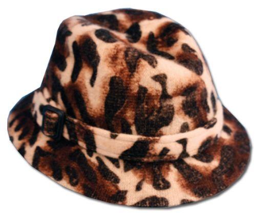 FELT FEDORA  HATS CL1671