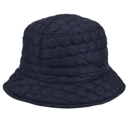 QUILTED STITCH BUCKET HATS CL2396