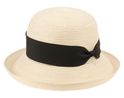 SOLID ROLL UP BRIM SUN BUCKET HATS CL2907