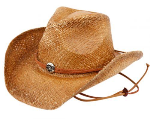 FASHION COWBOY HATS W/TRIM BAND COW2725