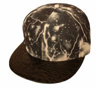 THUNDER FLORAL PRINT STRAPBACK CAPS CP2110