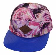 GALAXY PRINT FIVE PANEL CAPS CP2111