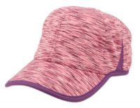 PONYTAIL YOGA ZIPPER CAP CP2789