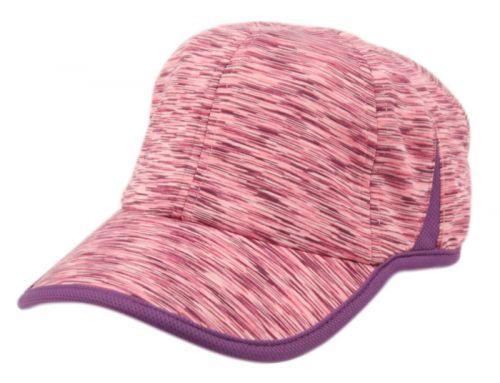 PONYTAIL YOGA ZIPPER CAP CP2789
