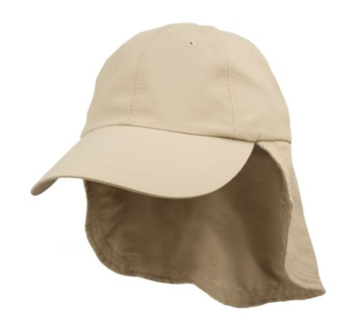 OUTDOOR FISHING CAMPING CAP W/NECK FLAP COVER CP4134