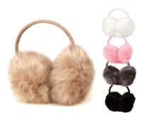 WINTER WARM FAUX FUR EARMUFF EM2167
