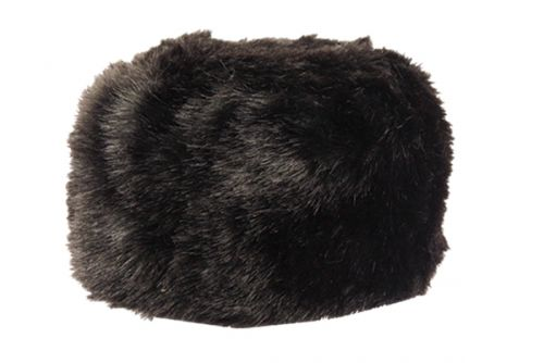 FAUX FUR PILLBOX HATS FR1275
