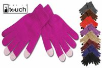 UNISEX KNIT GLOVE WITH SCREEN TOUCH GL1738