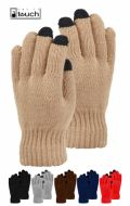 MEN'S HEAVY KNIT GLOVE W/SCREEN TOUCH GL2008