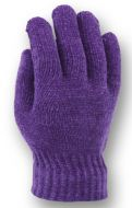 LADIES KNIT CHENILLE GLOVE GL2012
