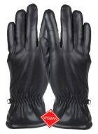 LADIES FAUX LEATHER GLOVE GL2024LADIES