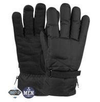 MEN'S WATERPROOF SKI GLOVE W/SHERPA LINING GL3060