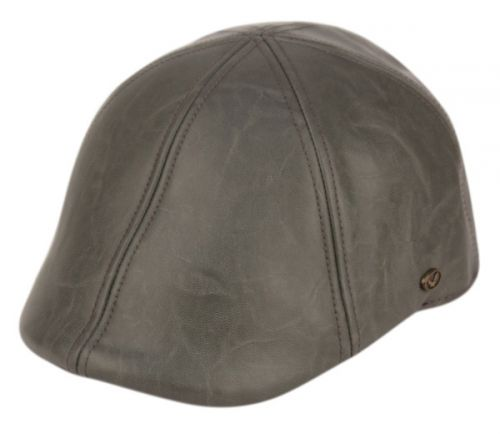 FAUX LEATHER DUCKBILL IVY CAP IV2298