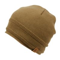 SOLID COLOR KIDS WINTER WARM KNIT BEANIE W/SHERPA LINING KBN3020