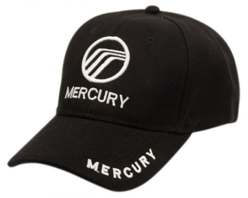 FASHION BASEBALL CAP WITH MERCURY LOGO EMB CAP/MERCURY-B