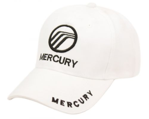 FASHION BASEBALL CAP WITH MERCURY LOGO EMB CAP/MERCURY-W