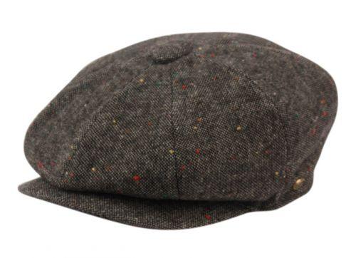 TWEED WOOL BLEND NEWSBOY HATS NSB2155