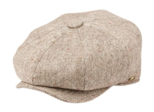 TWEED WOOL BLEND NEWSBOY HATS NSB2355