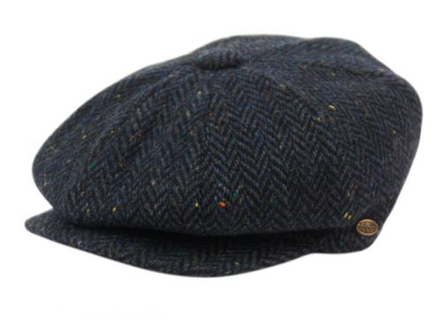 df3f60916ea5 TWEED HERRINGBONE WOOL BLEND NEWSBOY HATS NSB2746 - Epoch Fashion Accessory
