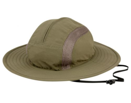 OUTDOOR SAFARI HATS W/PARTIAL MESH CROWN OD1541