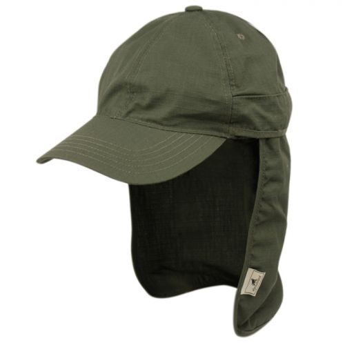 SUN PROTECTION OUTDOOR FISHING CAP WITH REMOVABLE NECK FLAP OD2791