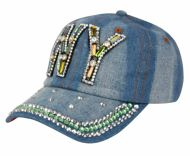 Fashion Crystal Cap RH106