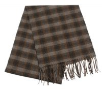 MEN'S WINTER PLAID SCARF SC051