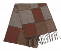 MULTI PATCH MEN'S SCARF SC052