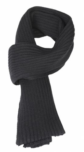 MEN'S CHUNKY KNITTED SCARF SC1962