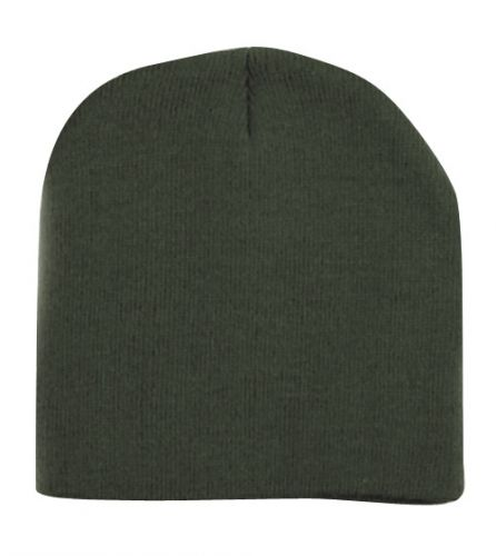 Short Ski/Beanie Hat 8 in SV1330