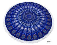 SUMMER ROUND BEACH TOWEL TW01/02/03/05/06/07