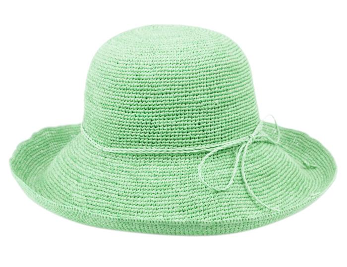 d7f81d5c RAFFIA ROLL UP BRIM SUN CLOCHE HATS CL2904 - Epoch Fashion Accessory