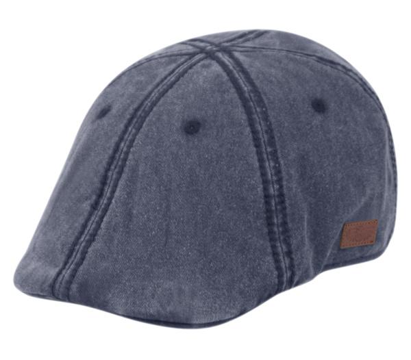 5cbd13b51b3b1 WASHED COTTON DUCKBILL IVY CAPS IV2233 - Epoch Fashion Accessory