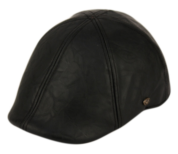 FAUX LEATHER DUCKBILL IVY CAP IV2298. Click to enlarge. Click to enlarge 16de4bf16b1